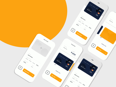 Credit Card Checkout iphone dashboard creditcard card illustration ui ui  ux branding ux design