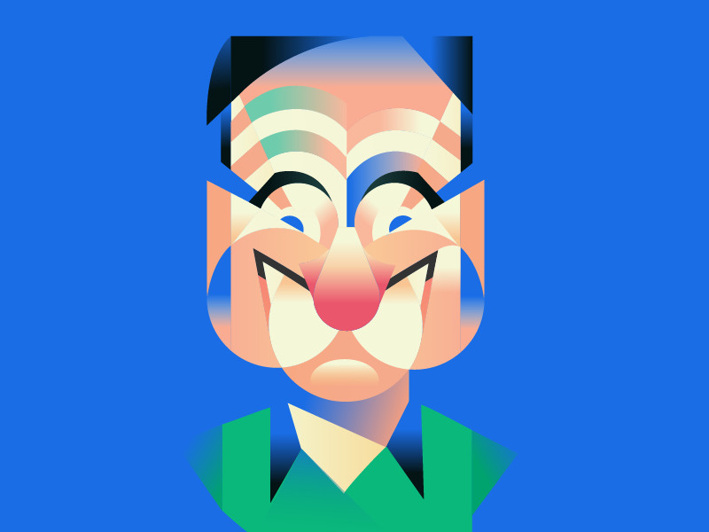 Robin Williams - Caricature challenge