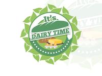 Dairy Time Logo