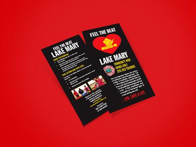 Leaflet leaf leaflet promotion marketing pos print printready vector modern design clean
