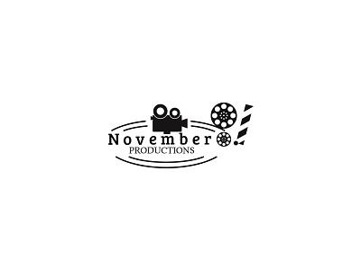 Logo video camera production movie film vector modern clean logo design design logo