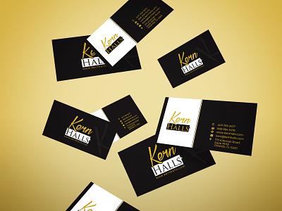 Business Card vector modern clean card design card business