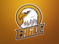 Eagle Sport Mascot