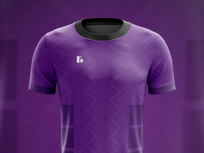 Pattern Experiment On Jersey 7