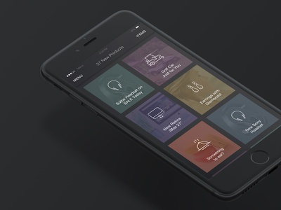 New Products, page for ios trading app mobile ui ui apple app design ios app mobile interface user interface ios products mobile design app