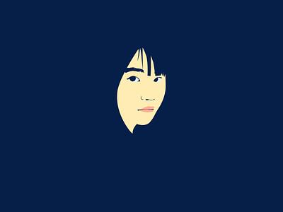 Anna Yamada flat vector