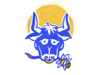 Wonky Ferdinand the Bull