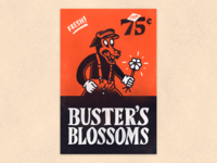 Buster's Blossoms