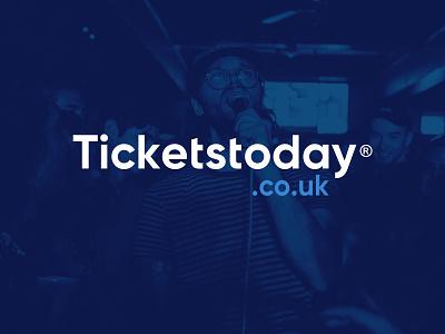 Ticketstoday / Branding Exercise clean logo branding