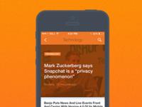 [BETA] News Application