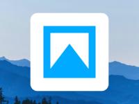 Uptop Startup Logo