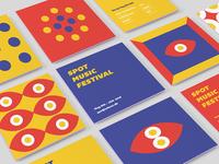 Rebranding Project   SPOT FESTIVAL