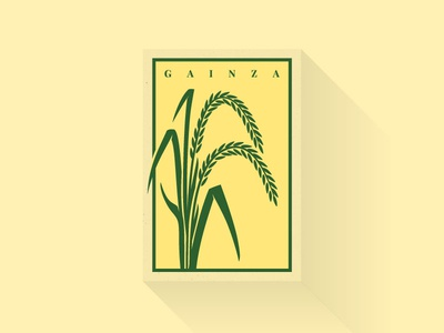 Sticker for My Hometown - Gainza