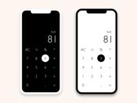 Daily UI 004 : Calculator