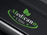 Medicann Logo design.