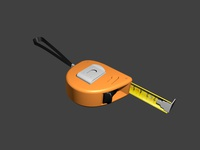 Tape Measure - Texture pratice