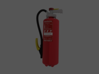 fire extinguishers -  exam simulation