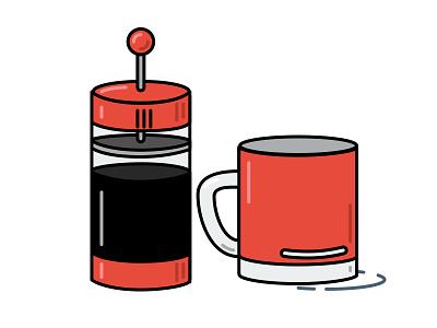 Coffee Time coffee web icons