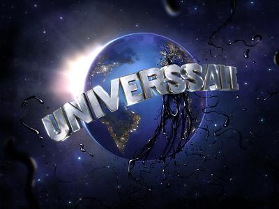 Univers Sale slime dirty redesign symbiote venom space world procreate digital painting universal awax design
