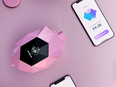 Contactless Piggy Bank - Final Development