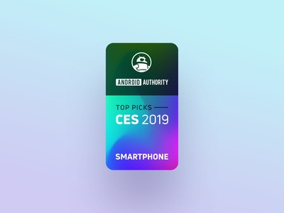 Android Authority - CES 2019 Awards