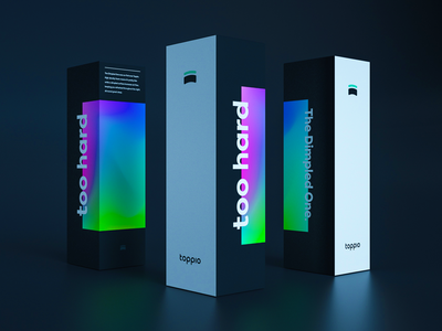 Toppio - Packaging Design