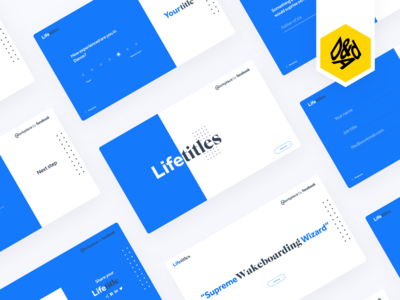 Life Titles - D&AD 2019 ✏️ www.lifetitles.com
