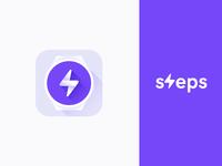 Watch Your Steps - Branding