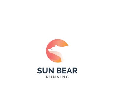 Sun Bear Running