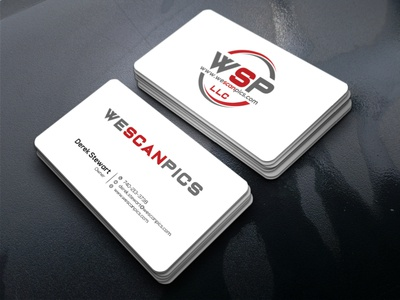 WSP Business Card