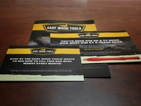 Easy Wood Tools - Trade Show Material