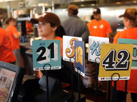 A&W Table Number Project