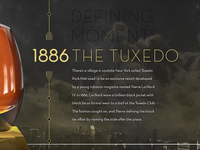 _________ 1886 - The Tuxedo