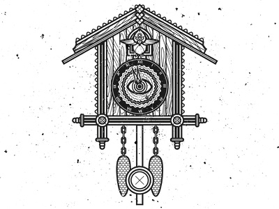 DEATH CLOCK KEEPS TICKING drawing graphic occult graphicdesign design vectorillustration illustration vector vectordesign