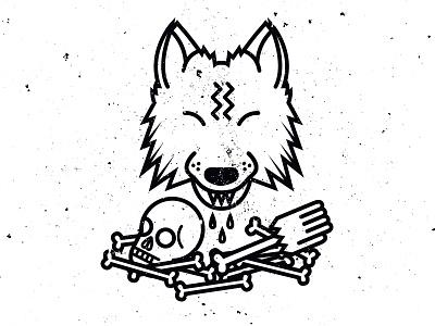 Bloodwolves illustration vector wolf graphicdesign drawing graphic design vectordesign vectorillustration