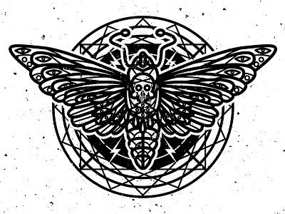 SLEEP PARALYSIS art vectorart vector illustration tattoo graphicdesign design graphic