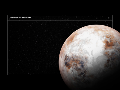 Space Travel website тильда tilda traveling travel motion graphic spacedchallenge spacex space animation website vector lending webdesign typography flat web clean ui minimal design