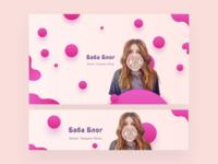 BabaBlog - YouTube and VK design