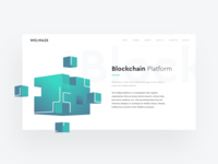 Blockchain section