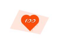 Finally 100