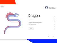 Website design - Adobe XD