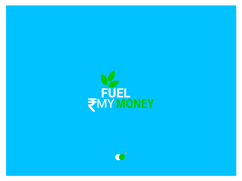Fuel-Logo colors logo dark ui app web icon dailyui adobe xd mobile design website ux ui
