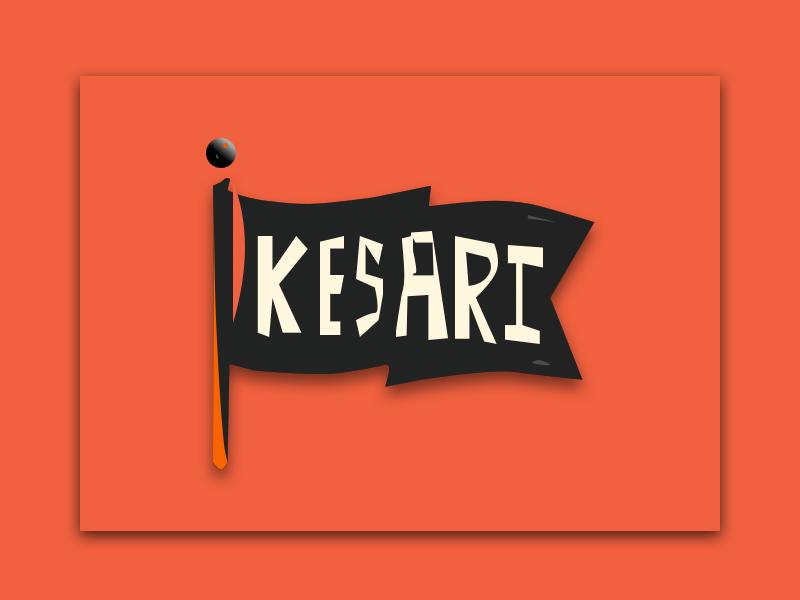 Flag ( kesari_hindi_movie ) web flag design flag design