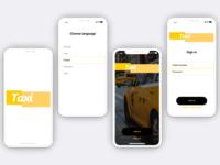 Taxi - App