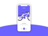Bike App - Design