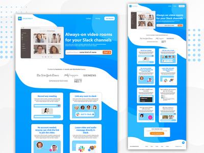 JackFruit - Web Design Video Meeting