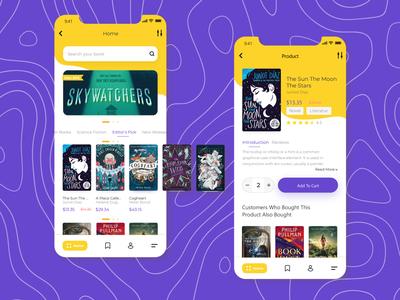 BookFinder Ui Ios App