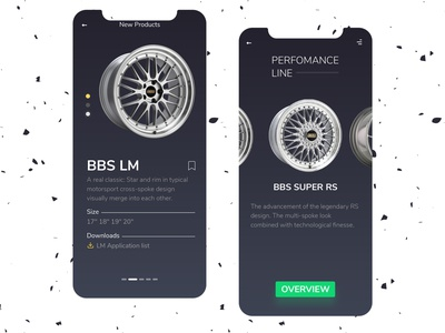 Wheels Store App