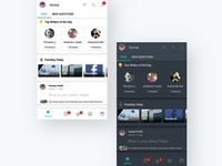 Pascolan App : Day & Night mode