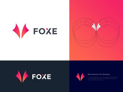 Foxe - Logo Design